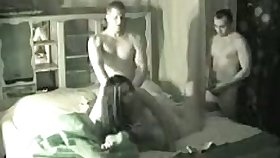 Marketable hubby does his best as he properly fucks soaking pussy be worthwhile for his GF doggy