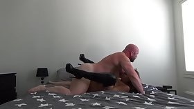Horny Sex in all directions my Husband(Cam 2)