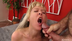 Facial and cum in mouth are things that Clare Fonda adores all over do