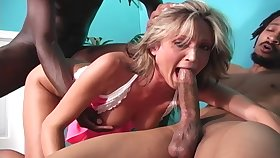 Dramatize expunge hot mature loads their way tiny holes forth BBC