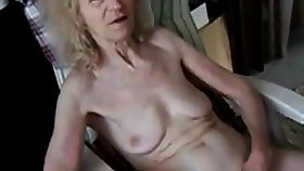 OLD BITCH   josee  real bimbo housegirl  70 yrs